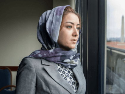 Mihrigul Tursun was detained in a Chinese internment camp for Uighur Muslims.
