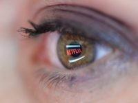 Netflix on eye