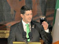 Paul Ryan St. Patricks Day
