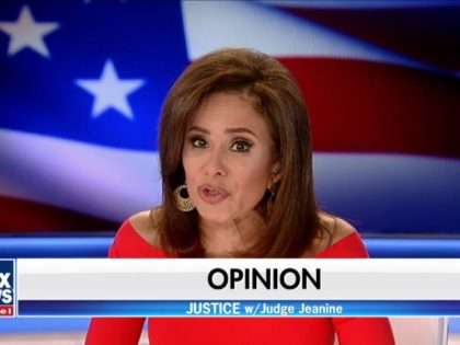Pirro: FBI Didn't Want the Truth on Flynn — 'They Wanted to Take Down a Bit Player to Get to the Big Player'