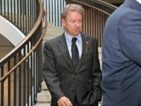 Sen. Rand Paul, R-Ky., arrives for a closed door meeting about Saudi Arabia, Wednesday, Nov. 28, 2018, on Capitol Hill in Washington. Senators who have grown increasingly uneasy with the U.S. response to Saudi Arabia after the killing of journalist Jamal Khashoggi are set to grill top administration officials Wednesday …