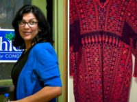 Rashida Tlaib Will Wear Palestinian Garb for Congressional Swearing In