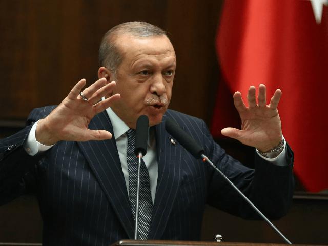 Erdogan Unhinged: 'Jews in Israel' Kick Women and Children