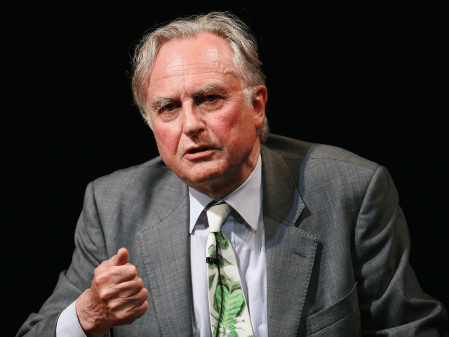 Richard Dawkins, founder of the Richard Dawkins Foundation for Reason and Science,promotes his new book at the Seymour Centre on December 4, 2014 in Sydney, Australia. Richard Dawkins is well known for his criticism of intelligent design. (Photo by Don Arnold/Getty Images)
