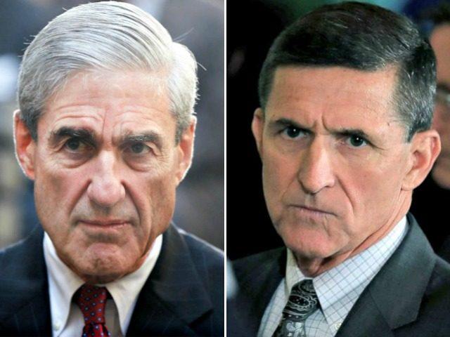 Robert Mueller, Michael Flynn