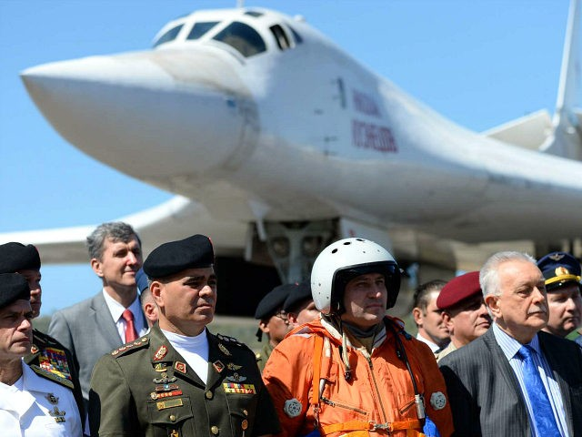 Young: No concern over Russian aircraft in Venezuela