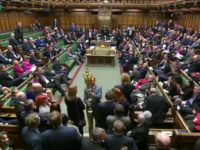 Left-Wing MP Wields Ceremonial Mace in British Parliament