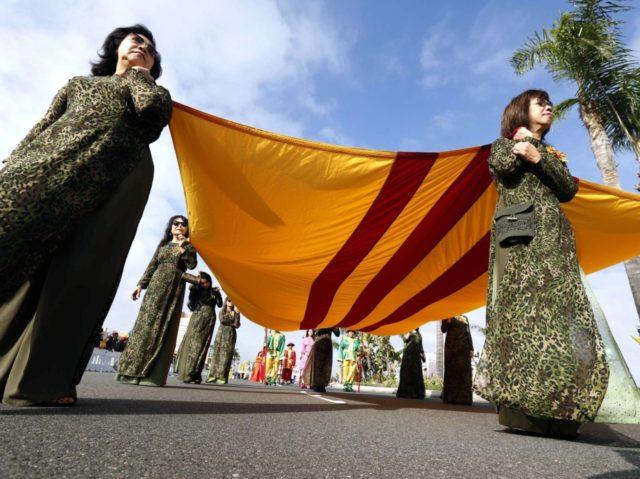 South Vietnamese (Nick Ut / Associated Press)