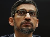Google CEO Sundar Pichai Claims Employees Can't Manipulate Algorithms and Aren't Biased