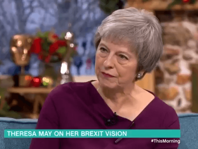 Theresa ITV