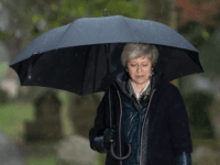 Blood in the Water: PM May Stumbles, Tory Leadership Hopefuls Circle