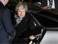 UK Prime Minister Theresa May Survives No Confidence Vote