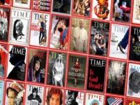 Collection of Time magazine covers