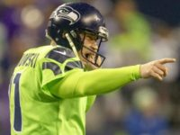 WATCH: Seahawks K Sebastian Janikowski Shows Horrible Effort on Tackle Attempt