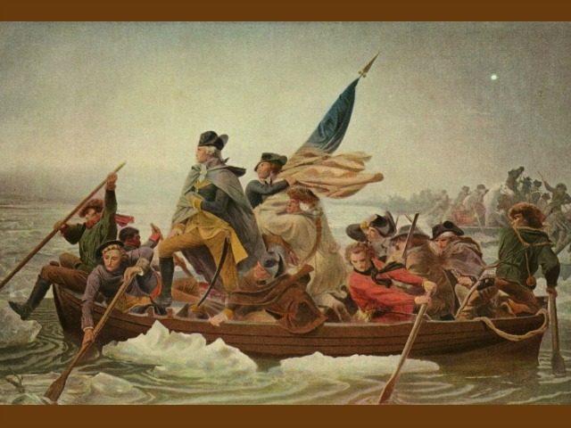 Washington Crossing Deleware