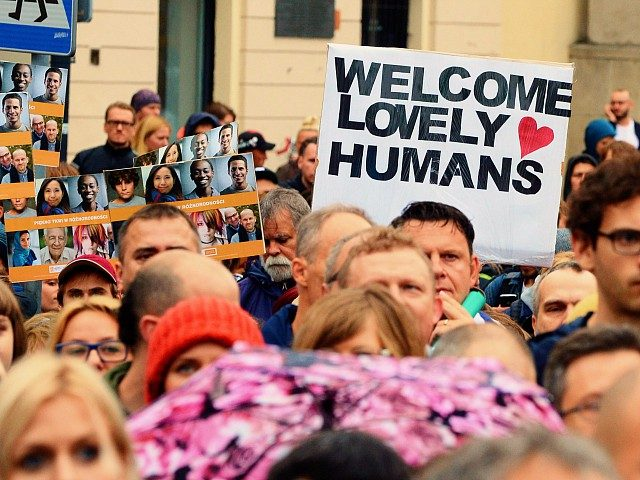 Welcome Migrants Poland