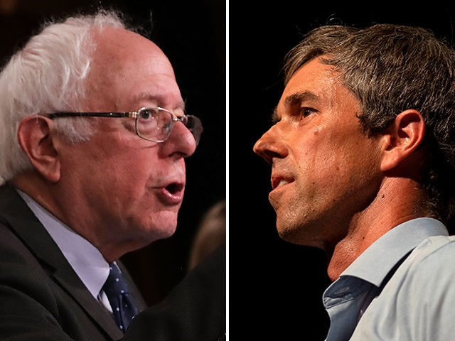 Image result for sanders beto