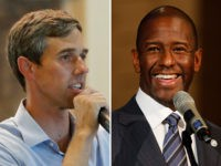 2020: Beto O'Rourke, Andrew Gillum Speak for First Time