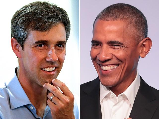 Nolte: Spastic Beto O'Rourke Is No Barack Obama | Breitbart