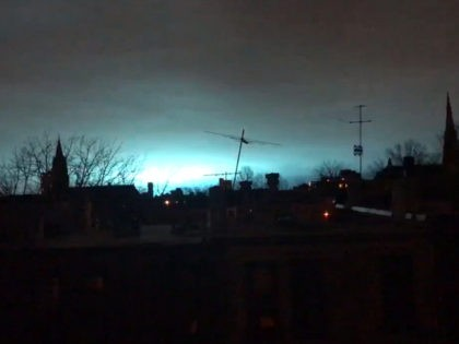 New York City Sky Lit Up After Alleged Transformer Fire in Queens