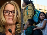 Separated Families, Christine Blasey Ford Among Finalists for TIME's 2018 Person of the Year