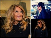 Fashion Notes: Melania Trump Gets Fierce with American Soldiers