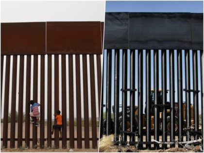 Democrats Funded 'Wall' Under Bush, Obama–Refuse Same Barrier to Trump