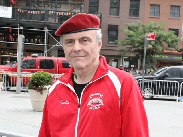 NEW YORK, NY - JUNE 24: Curtis Sliwa attends the 2018 NYC Pride March on June 24, 2018 in New York City. (Photo by Taylor Hill/Getty Images)