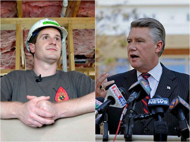 Dan McCready and Mark Harris | North Carolina