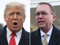 Trump: Mick Mulvaney Will Serve as Acting Chief of Staff
