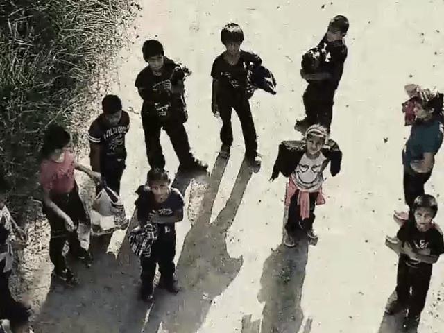 Watch: Migrant Families Cross Texas Border Seeking Asylum