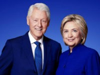 Former President Bill Clinton and Former Secretary Of State Hillary Rodham Clinton are going on a 13-city arena tour. (Hand-out/Live Nation Entertainment)