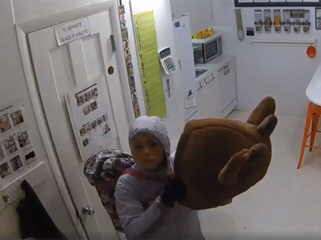 Woman uses Rudolph the Red-Nosed Reindeer costume during Fort Collins burglary