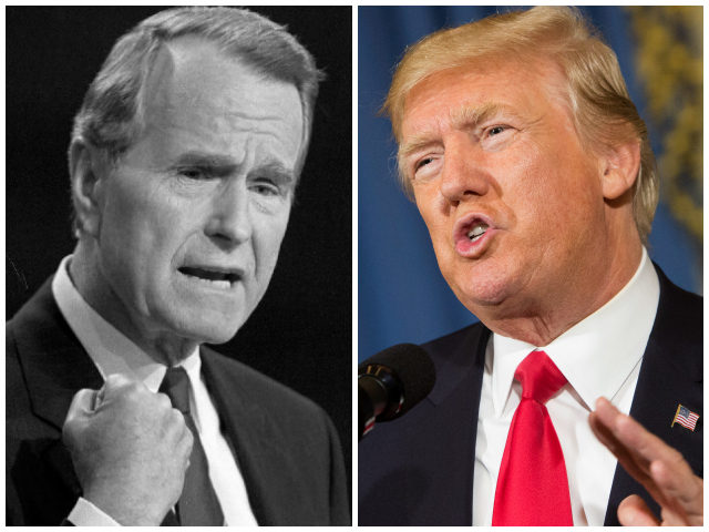 Virgil: Donald Trump Was Right to Praise George H.W. Bush, But He'd Be Wrong to Emulate Him