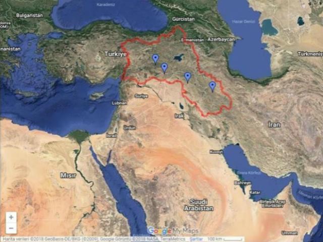 Google Caves to Turkish Censors, Erases Map of Kurdistan on iran azerbaijan map, iran airports map, iran kurdistan map, iran turkey map, iran shia map, iran iraq map, persia modern iran map,