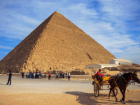 Egypt Probes Images of Naked Couple Atop Pyramid that Sparked Uproar
