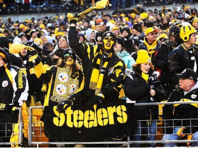 WATCH: Steelers Fan Grabs Pregnant Chargers Fan by the Throat During Brawl