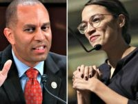 Ocasio-Cortez's Team: May Target Less Left-Leaning Hakeem Jeffries in 2020 Primary