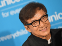 Goodwill Ambassador Jackie Chan attends UNICEF's 70th anniversary event at United Nations Headquarters on December 12, 2016 in New York City. / AFP / ANGELA WEISS (Photo credit should read ANGELA WEISS/AFP/Getty Images)