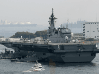 Japan Announces First Aircraft Carriers Since World War II