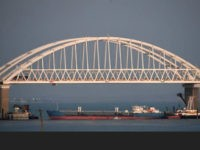 Ukraine Accuses Russia of Blocking over 100 Ships from Kerch Strait