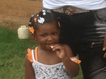 Layla Washington. Lost to gun violence on June 11, 2017 in Memphis, Tennessee.