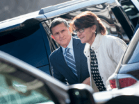 Gen. Michael Flynn, former national security adviser to US President Donald Trump, arrives at Federal Court December 1, 2017 in Washington, DC. Donald Trump's former national security advisor Michael Flynn appeared in court Friday after being charged with lying over his Russian contacts, as part of the FBI's probe into …