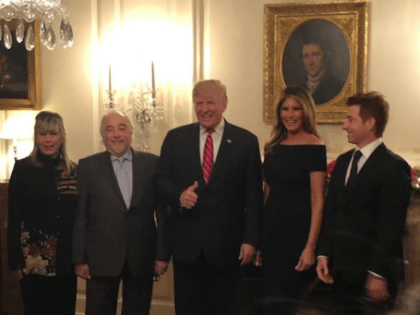 Michael Savage at White House Hanukkah Party: 'Never Been a Friendlier President' for Jewish People