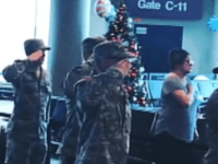 WATCH: Travelers at Nashville Airport Honor Children of Fallen Soldiers