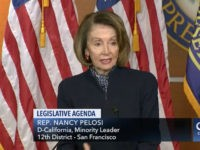 Pelosi: House Will 'Take the First Steps' to Get Trump Tax Returns in January