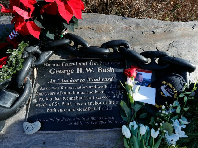 George HW Bush passes away at 94