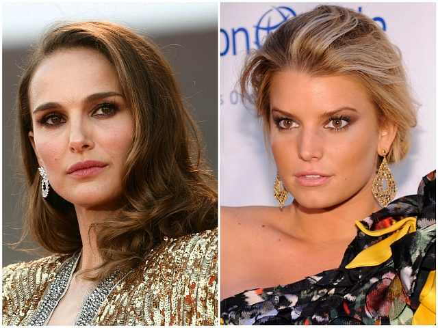 Natalie Portman Apologizes to Jessica Simpson for 'Virgin in a Bikini' Slam