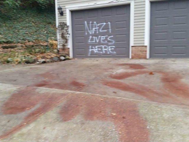 Purdue graffiti vandalism