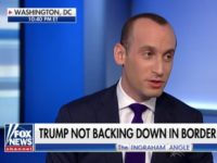 Stephen Miller Defends 'Beautiful 30-Foot Rock Solid Bollard Steel' Wall